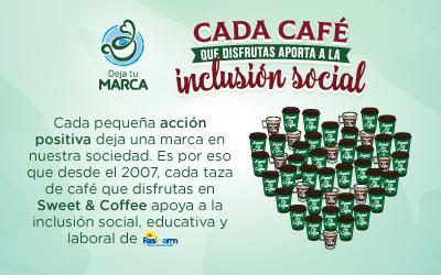 Deja tu marca campaña de inclusión social