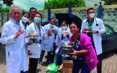 Aporte especial a trabajadores de la salud