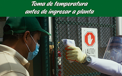 bioseguridad planta sweet&coffee