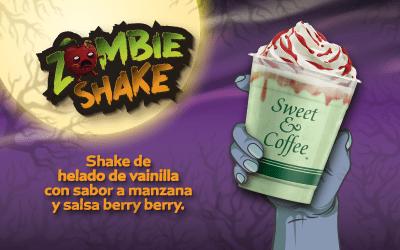 Zombie Shake