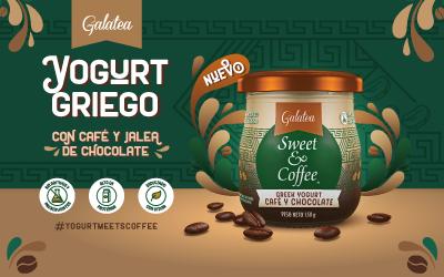 Yogurt Griego Sweet & Coffee Galatea